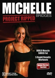 Project Ripped | DVD