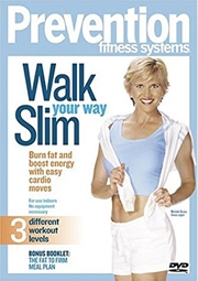 Prevention Fitness - Walk Your Way Slim | DVD