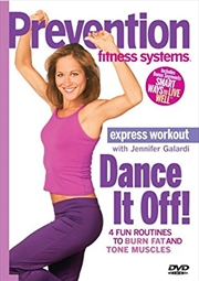 Prevention Fitness - Dance It Off | DVD