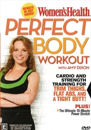 Perfect Body Workout - Women's Health | DVD