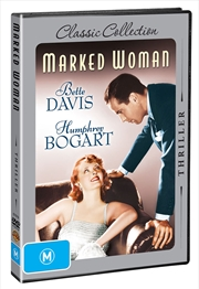 Marked Woman | DVD