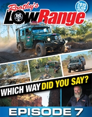 Lowrange: S1 E7: Which Way Did | DVD