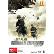 Lost Films - Korea And Vietnam | DVD