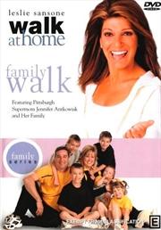 Leslie Sansone Family Walk   DVD