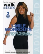 Leslie Sansone 1 Mile Workouts   DVD