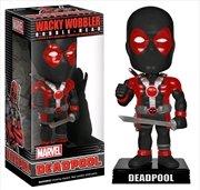 Deadpool - Weapon X Deadpool US Exclusive Wacky Wobbler