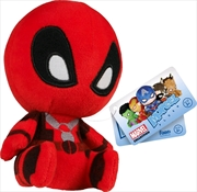 Deadpool - Mopeez Plush