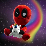 "Deadpool - Hugme Vibrating 16"" Plush"