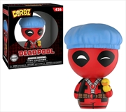 Deadpool - Deadpool Bathtime US Exclusive Dorbz