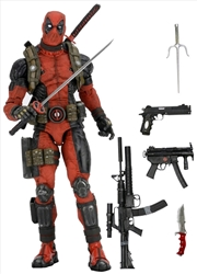 Deadpool - Deadpool 1:4 Scale Action Figure | Merchandise