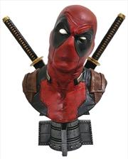 Deadpool - Deadpool 1:2 Scale Bust