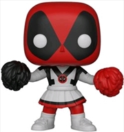 Deadpool - Cheerleader Deadpool Pop! Vinyl