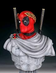 Deadpool - Caesar Classic Bust