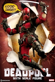 "Deadpool - 1:6 Scale 12"" 1:6 Scale Action Figure 
