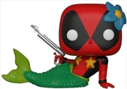 Deadpool - Mermaid Deadpool Pop! Vinyl