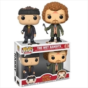 Home Alone Wet Bandits Exclusive Pop! Vinyl Figure 2-Pack | Pop Vinyl
