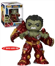 "Avengers 3: Infinity War - Hulk Busting Out of Hulkbuster US Exclusive 6"" Pop! Vinyl"