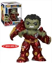 "Avengers 3: Infinity War - Hulk Busting Out of Hulkbuster US Exclusive 6"" Pop! Vinyl"