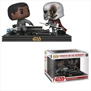 Star Wars - Rematch on the Supremacy Episode VIII The Last Jedi Movie Moments Pop! Vinyl