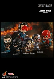Justice League Movie - Cosbaby Set