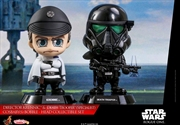Star Wars: Rogue One - Director Krennic & Death Trooper Specialist Cosbaby Set | Merchandise