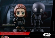 Star Wars: Rogue One - Jyn Erso & K-2SO Cosbaby Set | Merchandise