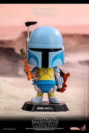 Star Wars - Boba Fett Animated Cosbaby | Merchandise