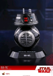 Star Wars - BB-9E Episode VIII The Last Jedi Cosbaby | Merchandise