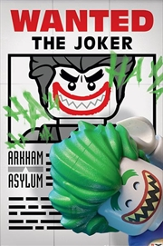 Lego Batman - Wanted The Joker | Merchandise
