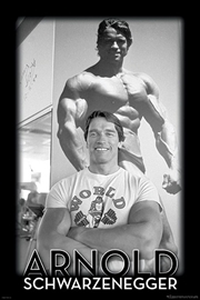 Arnold Schwarzenegger - Gym | Merchandise
