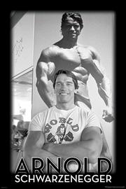Arnold Schwarzenegger - Gym