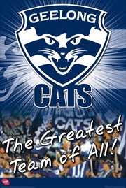 AFL - Geelong Cats Logo | Merchandise