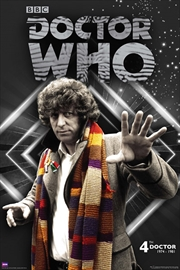 Doctor Who - 4th Doctor Tom Baker | Merchandise