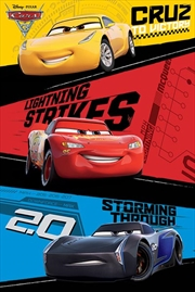 Cars 3 - Trio | Merchandise