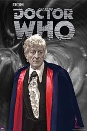 Doctor Who - 3rd Doctor Jon Pertwee