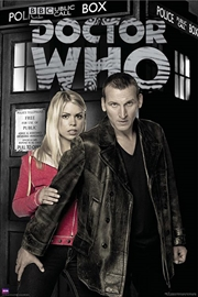 Doctor Who - 9th Doctor Christopher Eccleston | Merchandise