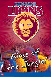 AFL - Brisbane Logo | Merchandise