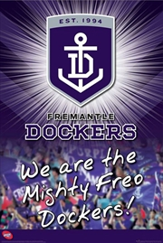 AFL - Fremantle Dockers Logo | Merchandise
