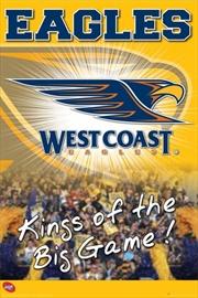 AFL - West Coast Logo