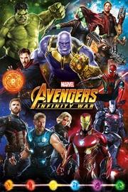 Avengers Infinity War - Characters | Merchandise