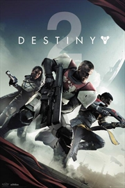 Destiny 2 - Key Art | Merchandise