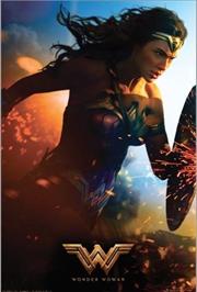 Wonder Woman - Run | Merchandise
