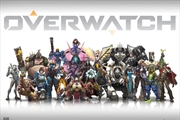 Overwatch - Characters