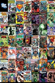DC Comics - Cover Montage
