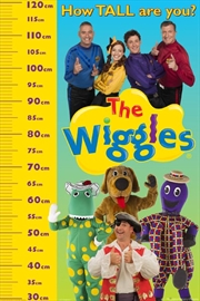 The Wiggles - Height Chart