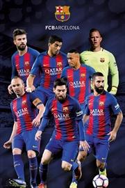 Barcelona - Group 2017 | Merchandise