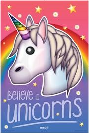 Emoji - Believe In Unicorns | Merchandise