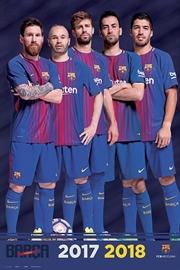 Barcelona - Group 17/18 | Merchandise