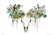 Summer Thornton - Tropical Skull