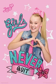 JoJo Siwa - Never Give Up | Merchandise